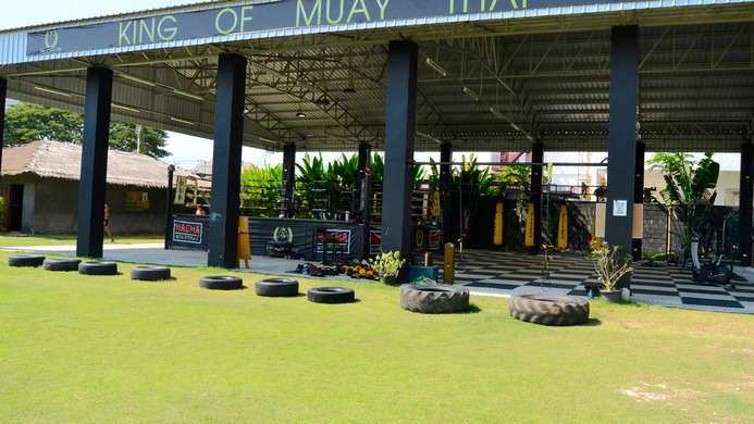 King Of Muay Thai Hua Hin Front