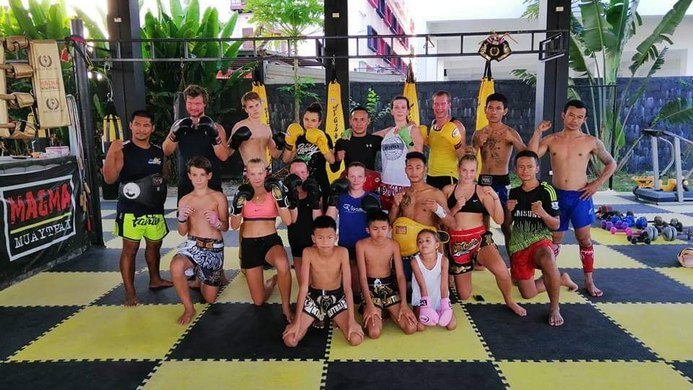 King of Muay Thai Hua Hin Group
