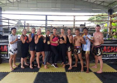 February King Of Muay Thai Group 003