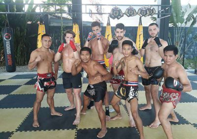 February King Of Muay Thai Group 006