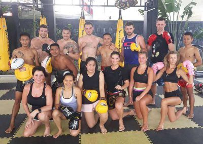 February King Of Muay Thai Group 007