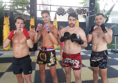 February King Of Muay Thai Group 008