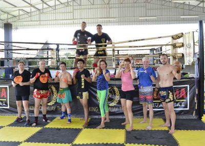 February King Of Muay Thai Group 010
