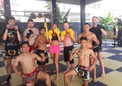 February King Of Muay Thai Group 011