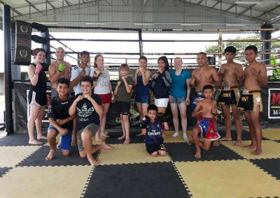 February King Of Muay Thai Group 012