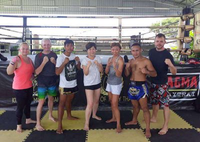 March King Of Muay Thai Group 001