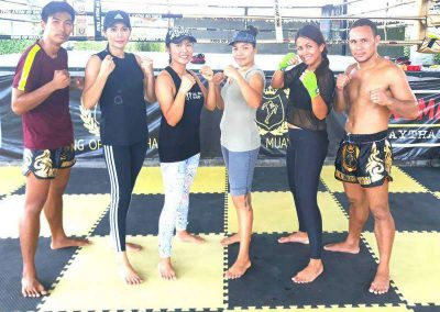 March King Of Muay Thai Group 003