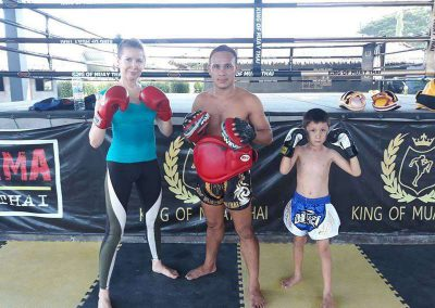 March King Of Muay Thai Group 005