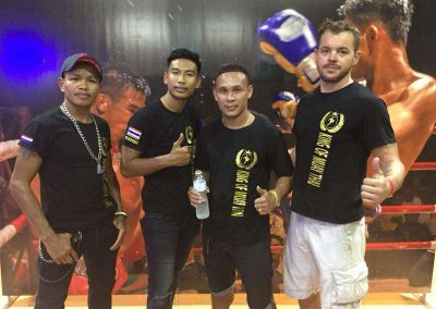 March King Of Muay Thai Group 008