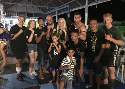 March King Of Muay Thai Group 011