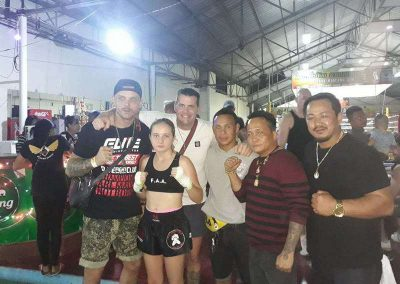 March King Of Muay Thai Group 013