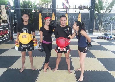 March King Of Muay Thai Group 014