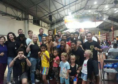 March King Of Muay Thai Group 015