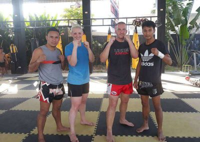 March King Of Muay Thai Group 019