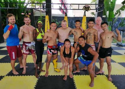 March King Of Muay Thai Group 020