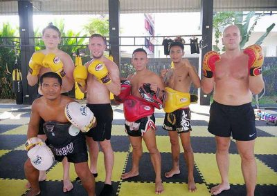 March King Of Muay Thai Group 022