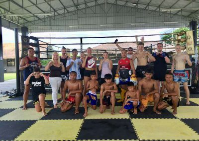 March King Of Muay Thai Group 025