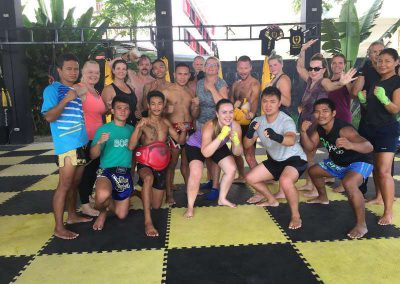 March King Of Muay Thai Group 033