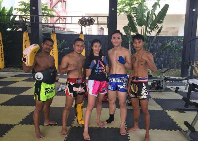 March King Of Muay Thai Group 035