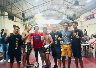 March King Of Muay Thai Group 037