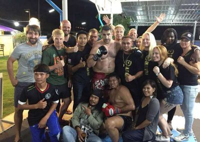 March King Of Muay Thai Group 039