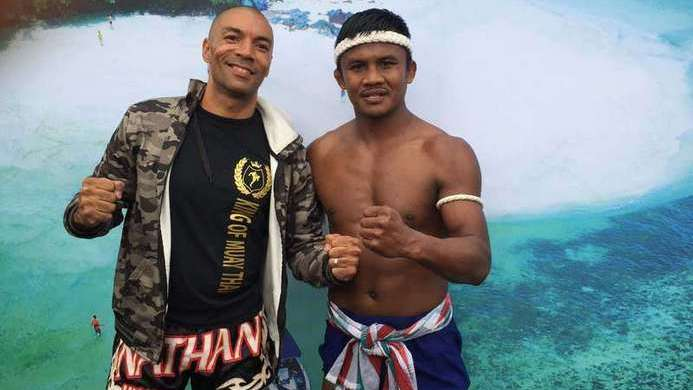 Buakaw King of Muay Thai